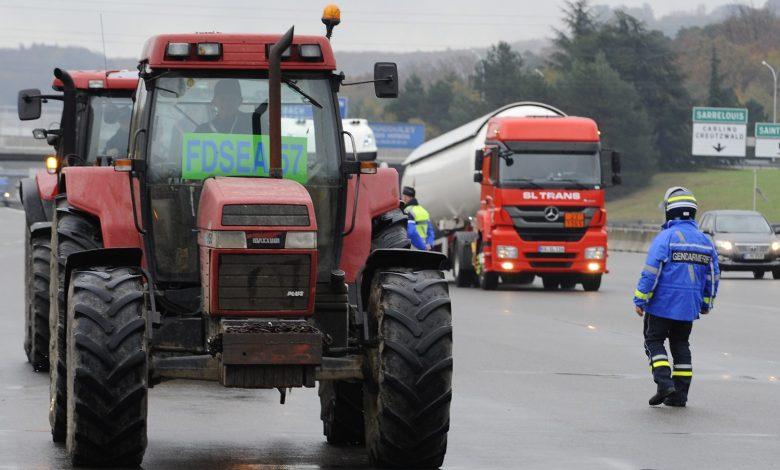 Photo of Metz et Thionville : les agriculteurs prévoient des barrages