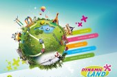 Le parc d'attractions Dynamic Land revient à Metz