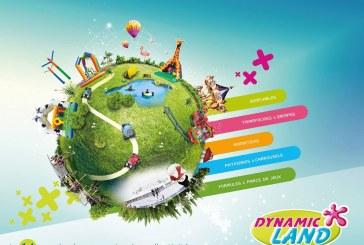 Le parc d'attractions Dynamic Land revient à Metz