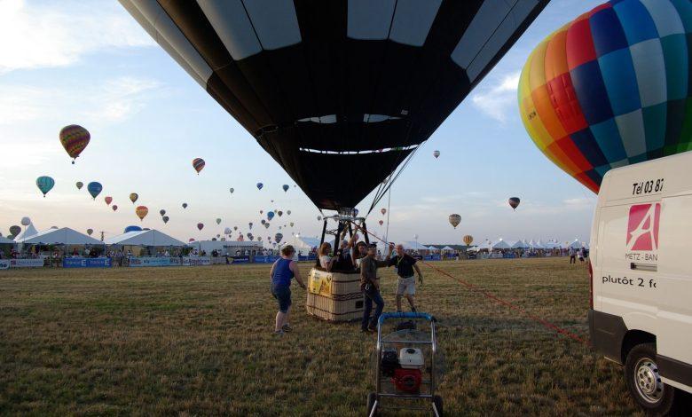Photo of Le Mondial Air Ballon aura bien lieu en 2017 à Chambley, voici les dates, et le nouveau nom