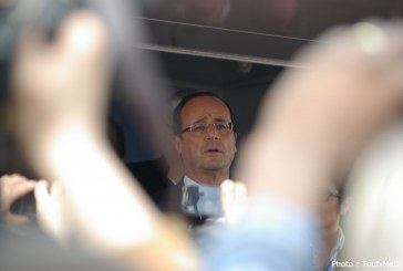 F. Hollande et 5 ministres à Montigny-les-Metz et Nancy : programme