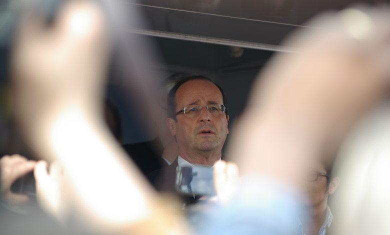 Photo of Le Président Hollande ce jeudi 29 octobre à Montigny les Metz ?