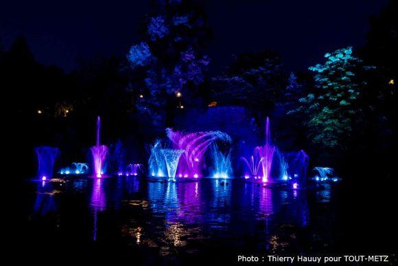 Les Fontaines Dansantes - 2015