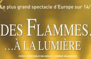 Enflammez-vous pour le spectacle son et lumière de Verdun