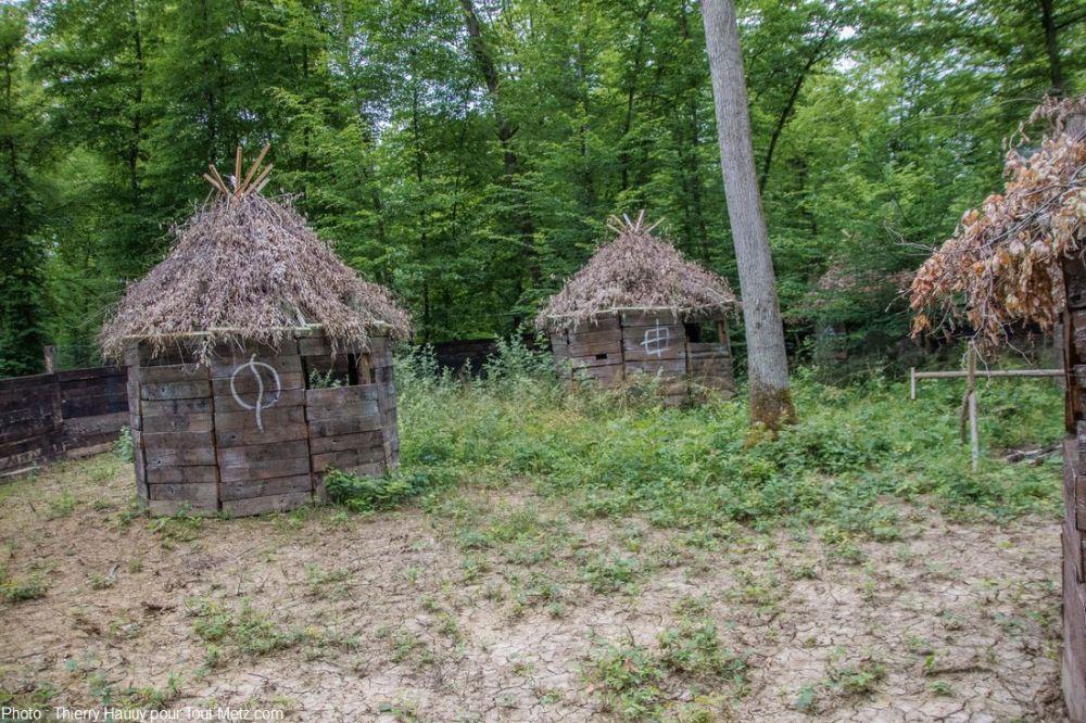 Village cannibale