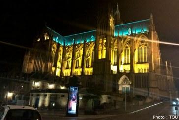 Mapping vidéo sur la Cathédrale de Metz : dernières projections
