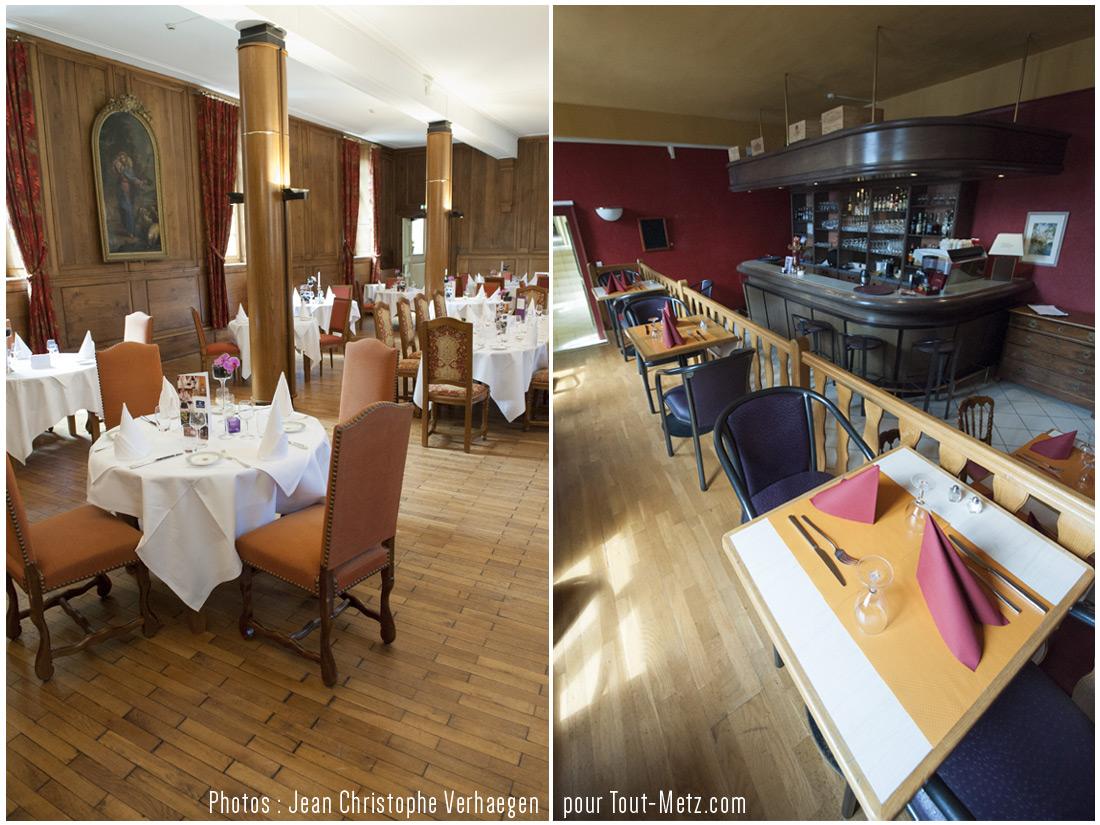 2 restaurants Du Lundi au Dimanche le midi, les Vendredi et Samedi le soir. L'Estrade mode brasserie
