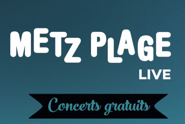 Les nancéiennes Lou & Dust à Metz pour clore les concerts Metz Plage Live