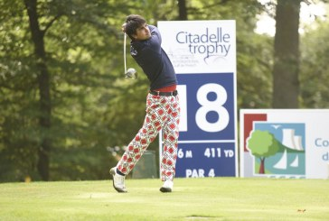 Citadelle Trophy International : le Golf de Preisch accueille 130 golfeurs professionnels
