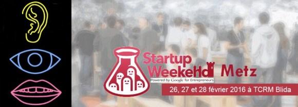 startup week end metz 2016