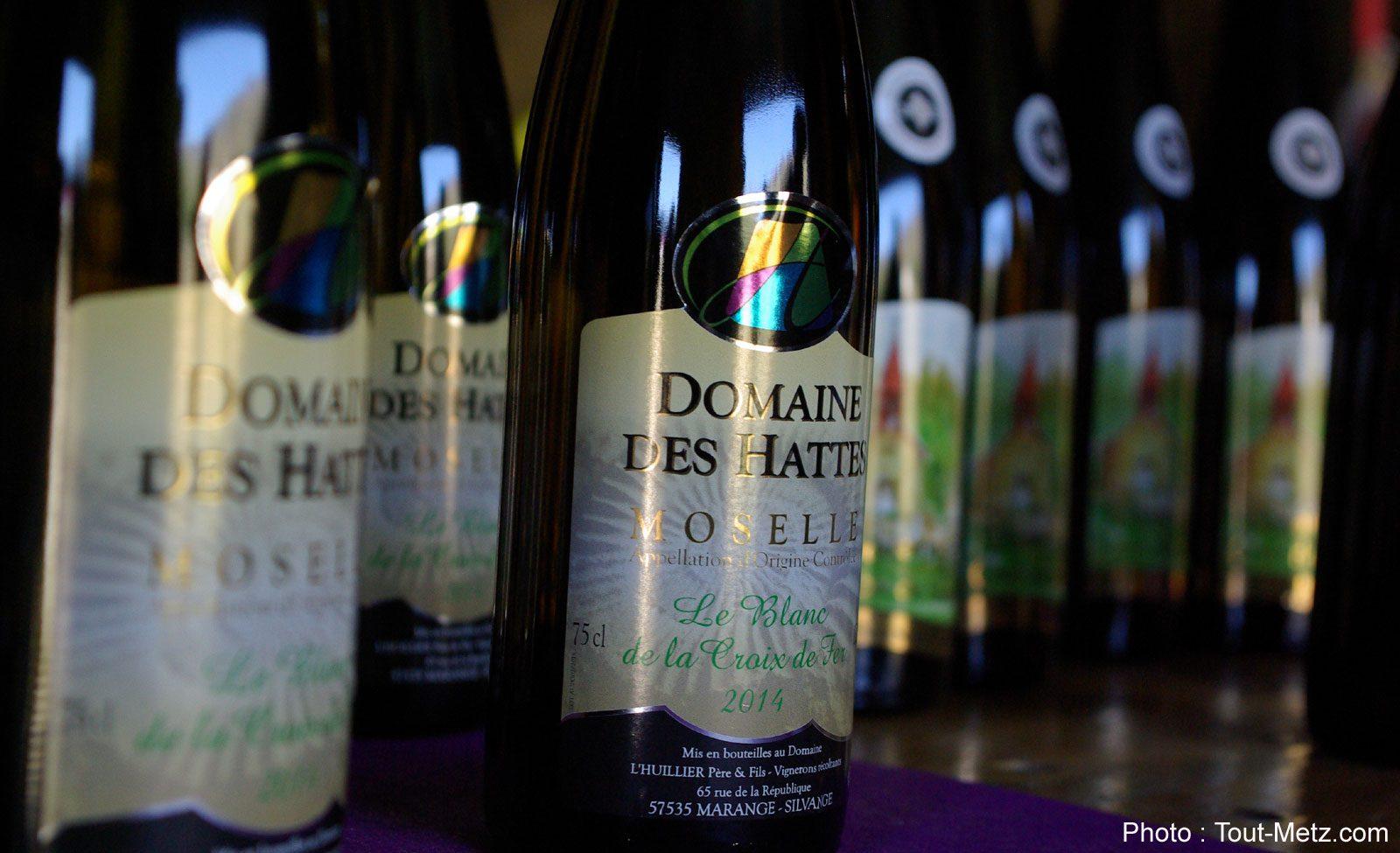 La Fête des vins de Moselle à Vic-sur-Seille, c'est ce dimanche