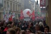 Manifestation à Metz le 21 septembre contre la réforme du code du travail