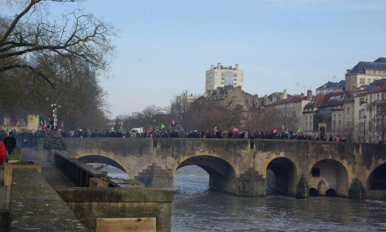 Photo of Manifestation à Metz : la CGT et les cheminots appellent à un rassemblement