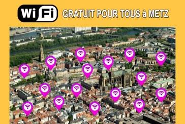 La campagne pour le wifi gratuit à Metz a besoin d'un dernier coup de pouce