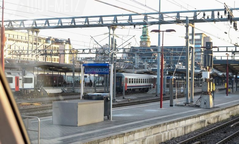 Photo of Des trains gratuits entre le Luxembourg et 2 gares en Moselle