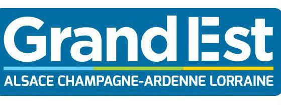 Le nouveau logo de la région Grand Est, dévoilé le 28 août 2016