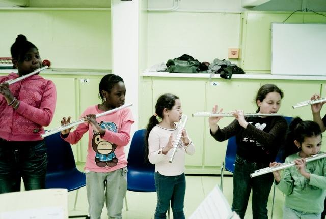 Photo of Démos à Metz : des cours de musique classique offerts aux enfants des quartiers populaires