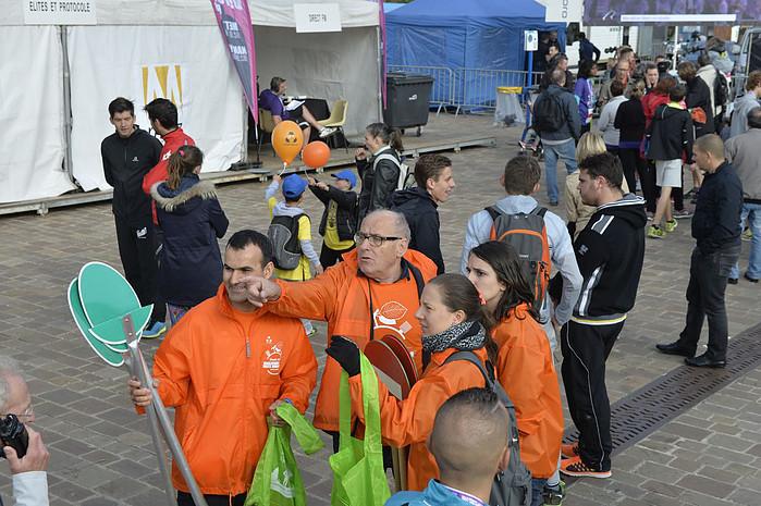 Photo of Le marathon de Metz lance un appel aux bénévoles pour son édition 2016