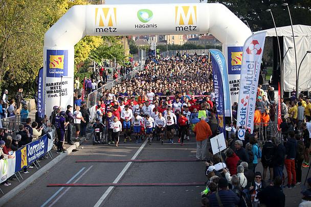 Photo of Marathon Metz Mirabelle 2016 : une épreuve qui intègre le digital à tous les niveaux