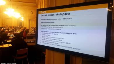 Photo of Débat d'orientation budgétaire à Metz : des économies pas si faciles à trouver