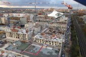 Vidéo : le chantier Muse à Metz, vu du ciel