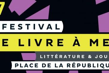 Festival Le Livre à Metz : demandez le programme !