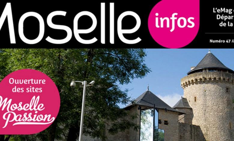 Photo of Le Magazine Moselle Infos vient de sortir en version numérique