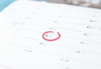 Les dates des vacances scolaires 2017 / 2018 ont été dévoilées