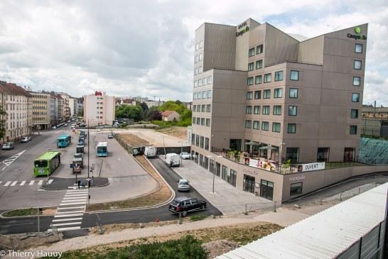 Metz : le tunnel de la gare et la passerelle fermés jusqu'en mai 2018