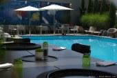 Metz : où aller pour déjeuner au bord d'une piscine en plein centre ville ? (photos)