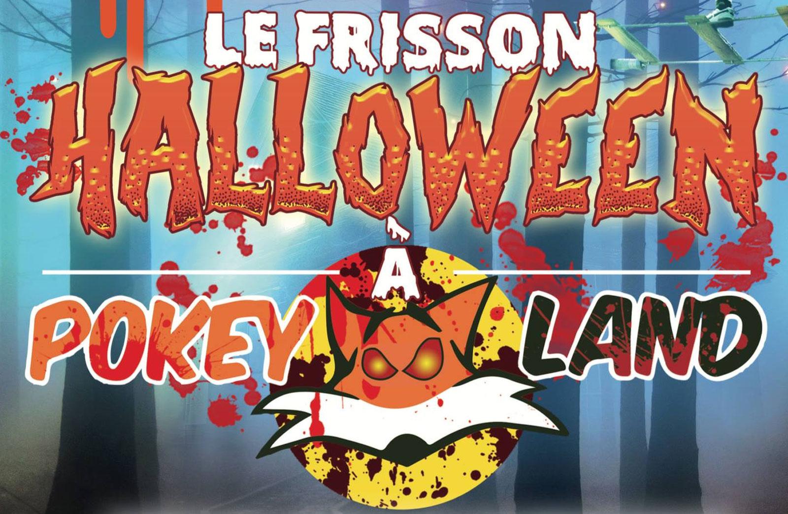 Le parc Pokeyland aux couleurs d'Halloween : gagnez vos places pour la grande nocturne