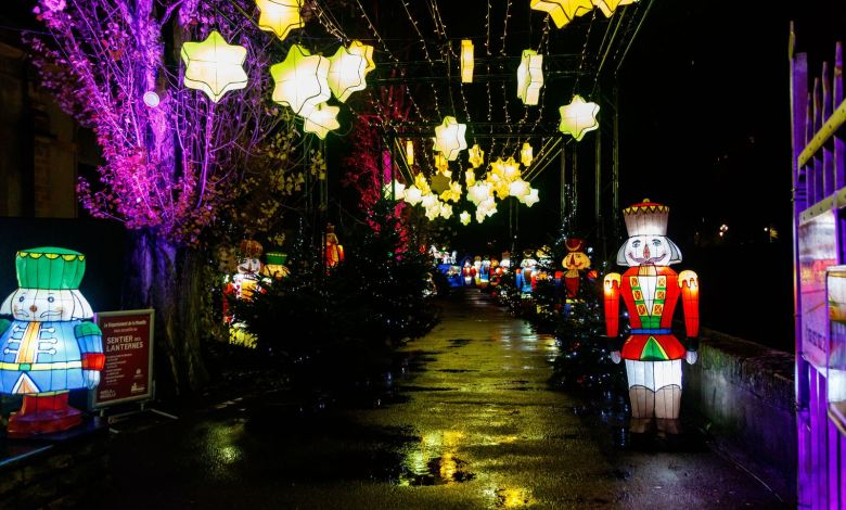 Photo of Metz : plus quelques jours pour (re)découvrir le Sentier des lanternes