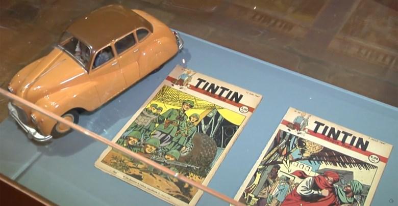 Photo of «Les 70 ans du Journal Tintin» : la nouvelle exposition du Château de Malbrouck