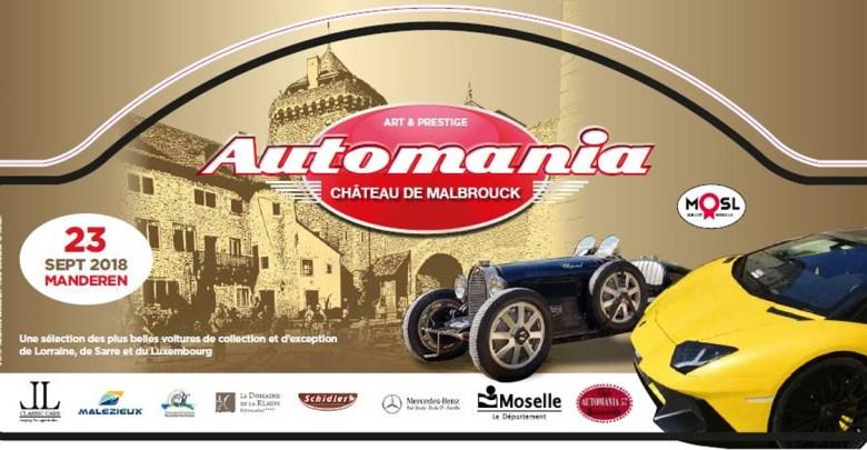 Photo of Automania à Malbrouck : le rendez-vous des voitures de collection