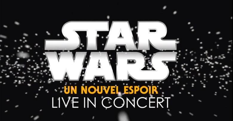 Photo of Star Wars en ciné-concert à Metz