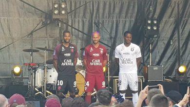 Photo of FC Metz : le nouveau maillot présenté au public