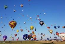 Photo of (photos) Mondial Air Ballons : envol de masse magique ce lundi matin