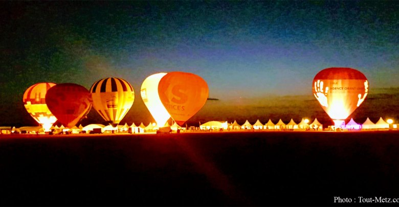 Photo of Mondial Air Ballons à Chambley : une ligne de nuit étincelante (vidéos)
