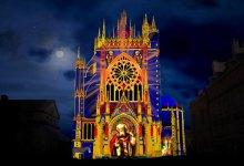 Photo of Vidéo : un nouveau mapping sur la Cathédrale de Metz cet hiver