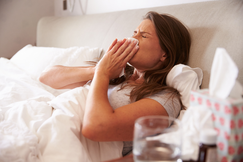 5 huiles essentielles contre la grippe