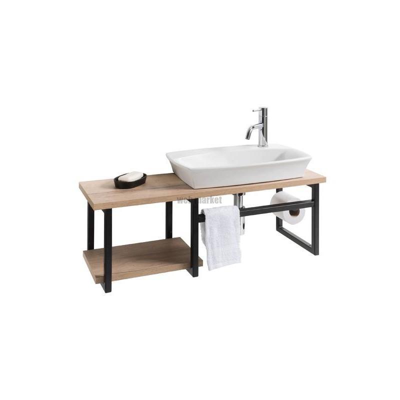 Meuble Lave Mains Esquisse Decotec 1817301 Tout Pour Le Plombier