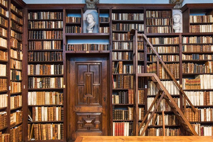 Интересные места Антверпена: музей Плантена — Моретуса