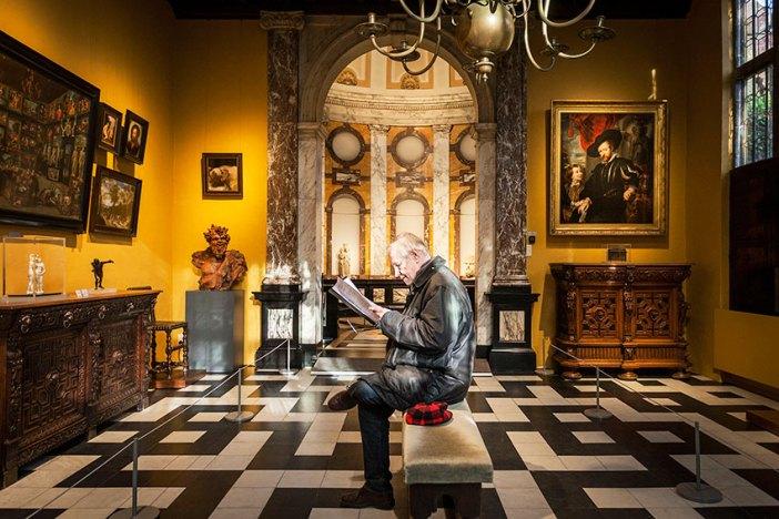 Лучшие музеи Антверпена: дом Рубенса