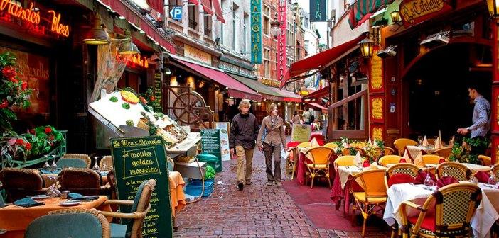 Рестораны Брюсселя: где поесть