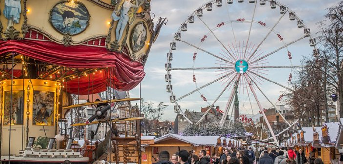 Рождественские рынки Брюсселя — программа и даты 2019