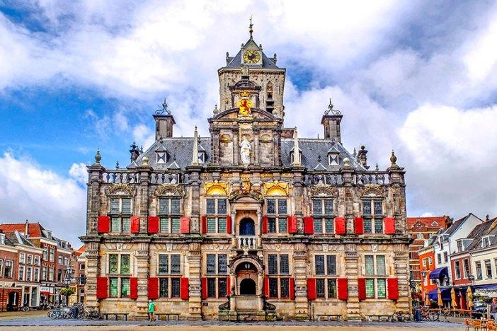 Куда поехать из Роттердама — Делфт