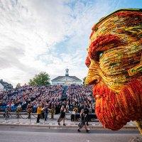 Цветочный парад Блюменкорсо — программа и даты 2020