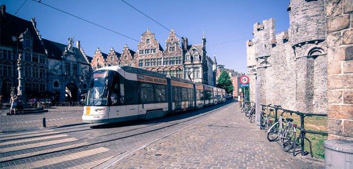 Как добраться из Брюсселя в Гент