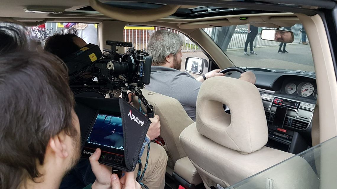 Jour 4 : tournage à Gisors
