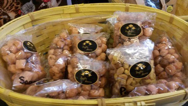 Friandises pour chats Truffes dorées 2